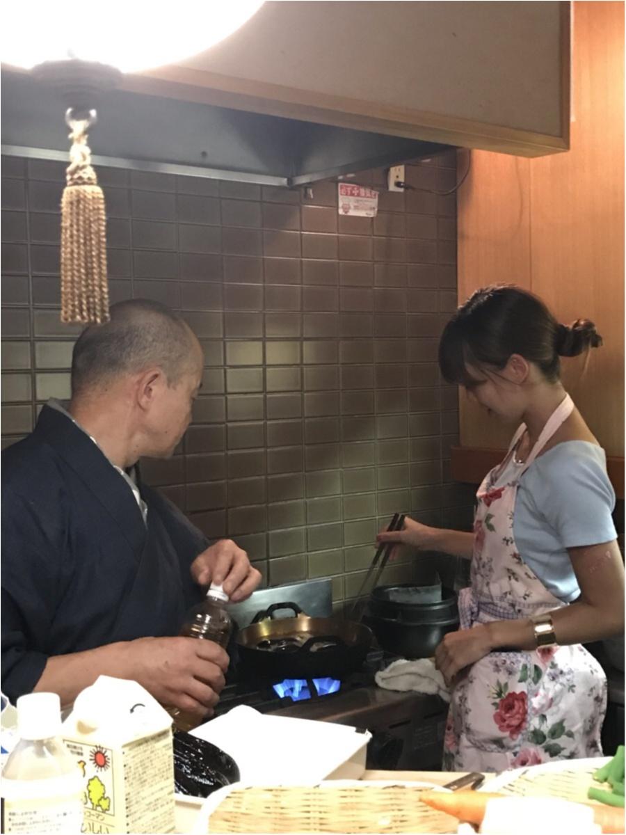 ミシュランの星を6年連続で獲得した一流料理店「割烹すずき」で学ぶ! 「八方だし」を使った『ミツカン』料理教室レポ_6