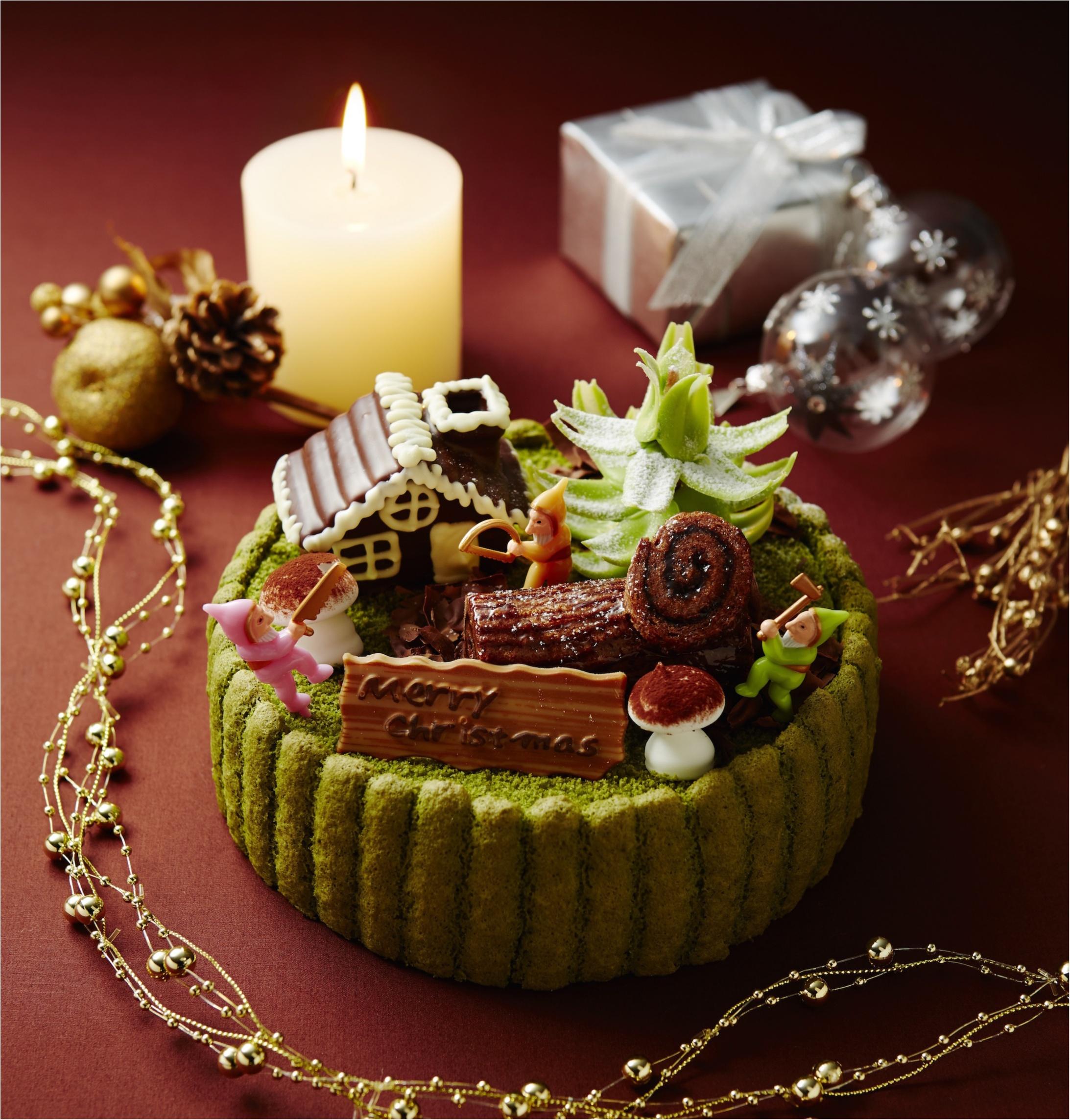 今年のテーマは白雪姫♡ 『京王プラザホテル』のロマンティックなクリスマスケーキ_2