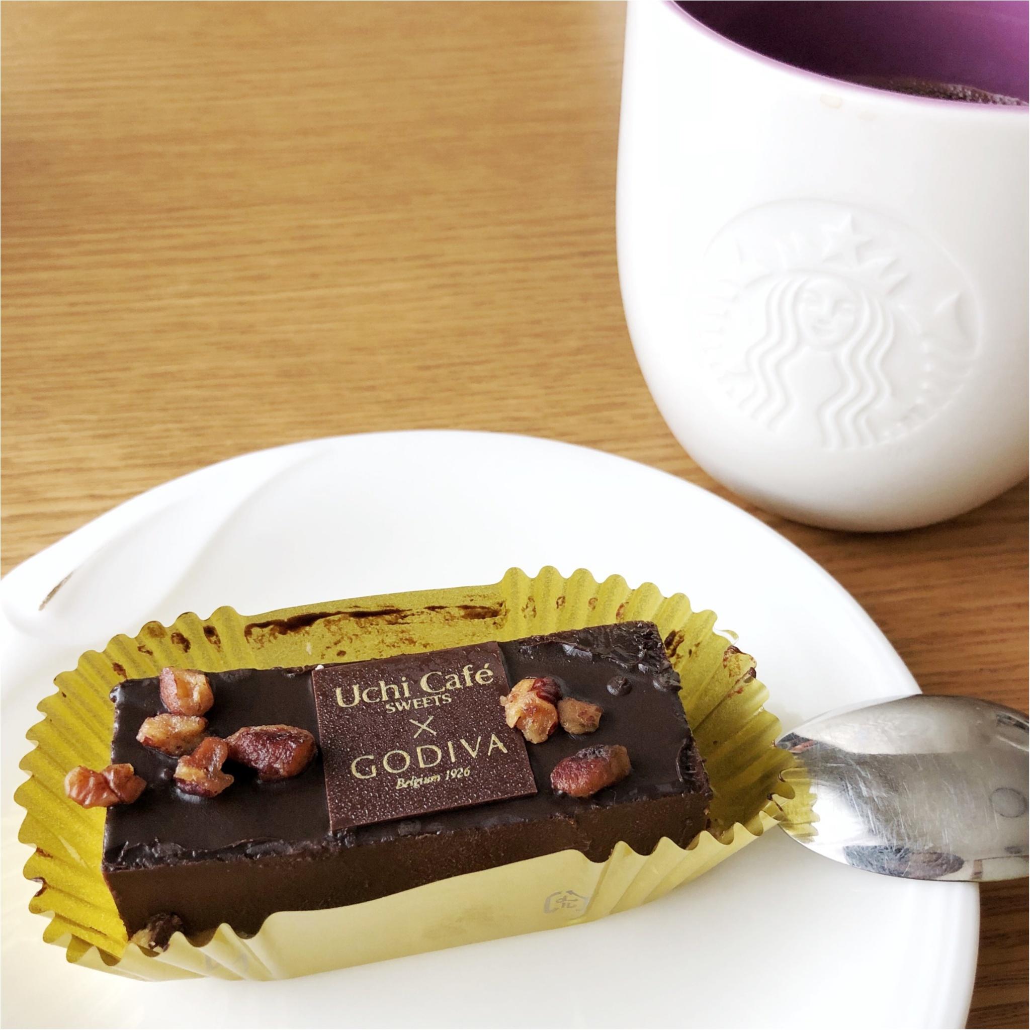 GODIVA × LAWSONのコラボが豪華すぎる♡濃厚チョコを堪能できるっ!_2