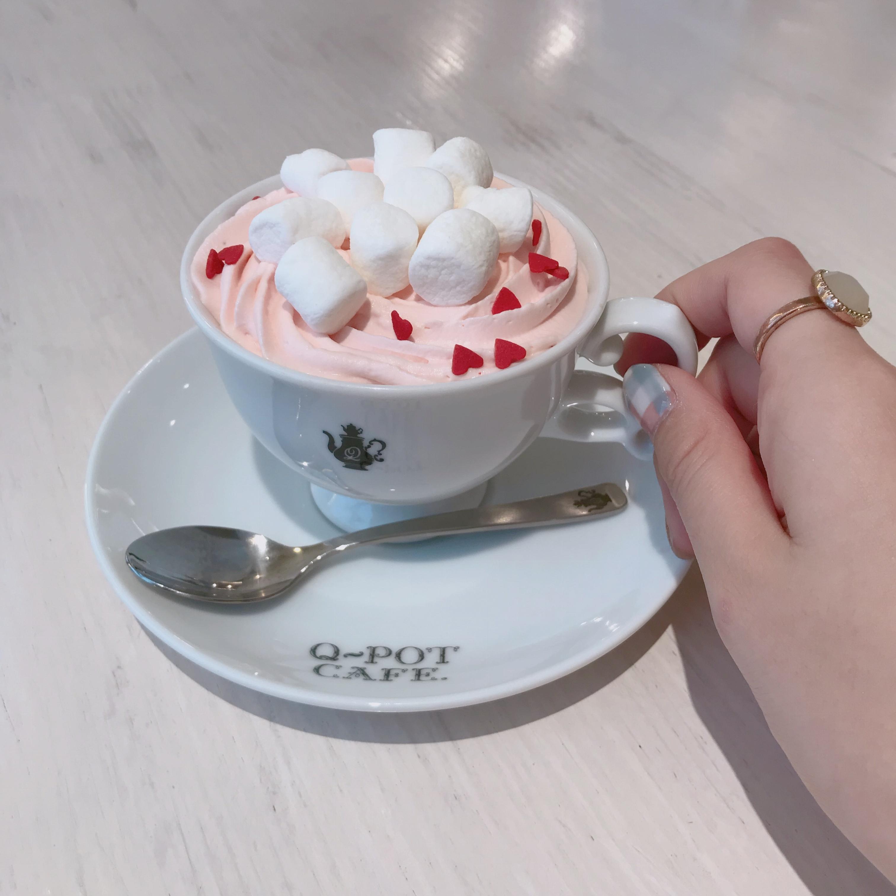 バレンタイン限定❤︎表参道で食べる可愛すぎるスイーツ♡_4