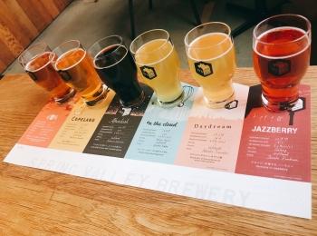 【東京お出かけ】昼から代官山でビール飲み比べ♡