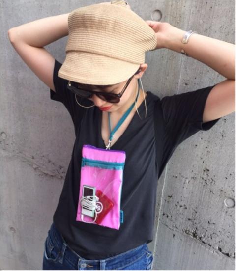 フジロックまで1週間! 『ビームス』の限定Tシャツでもっともっと盛り上がれ☆_3