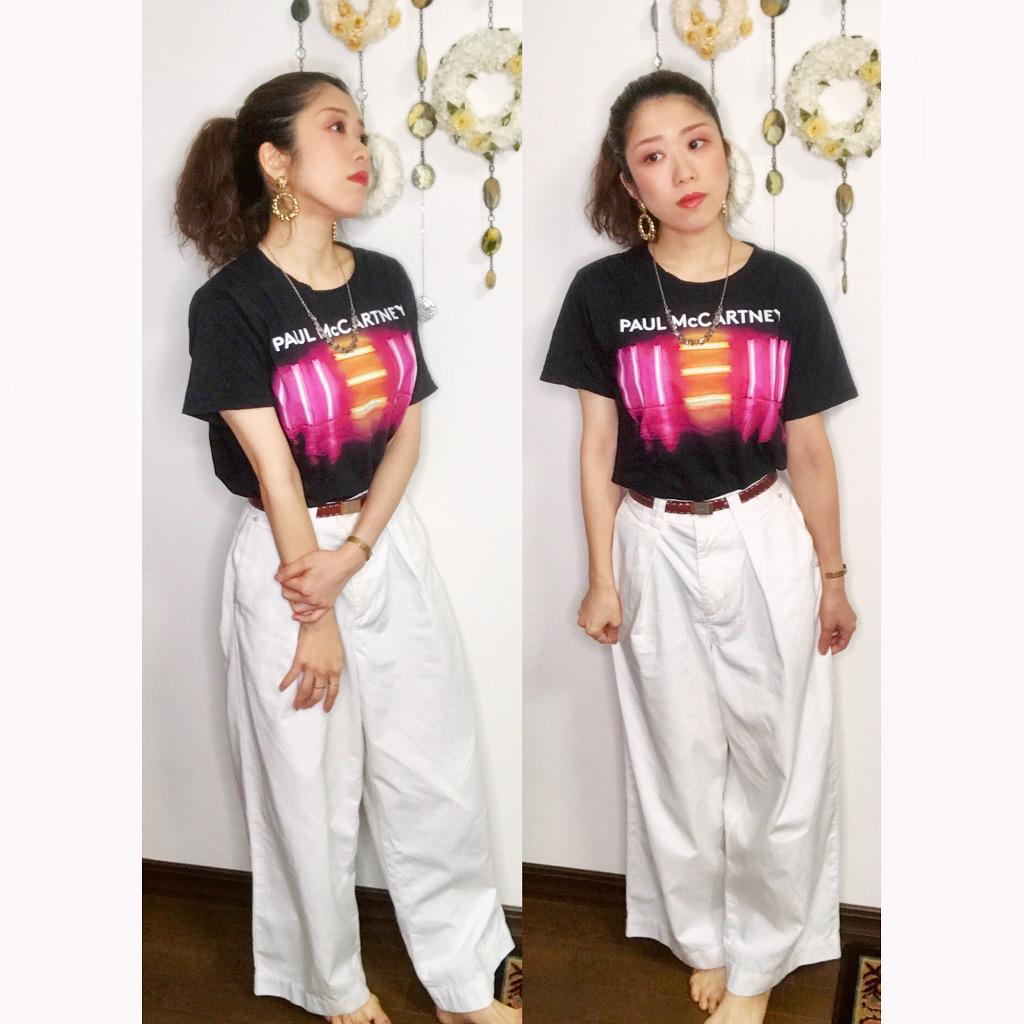【オンナノコの休日ファッション】2020.6.19【うたうゆきこ】_1