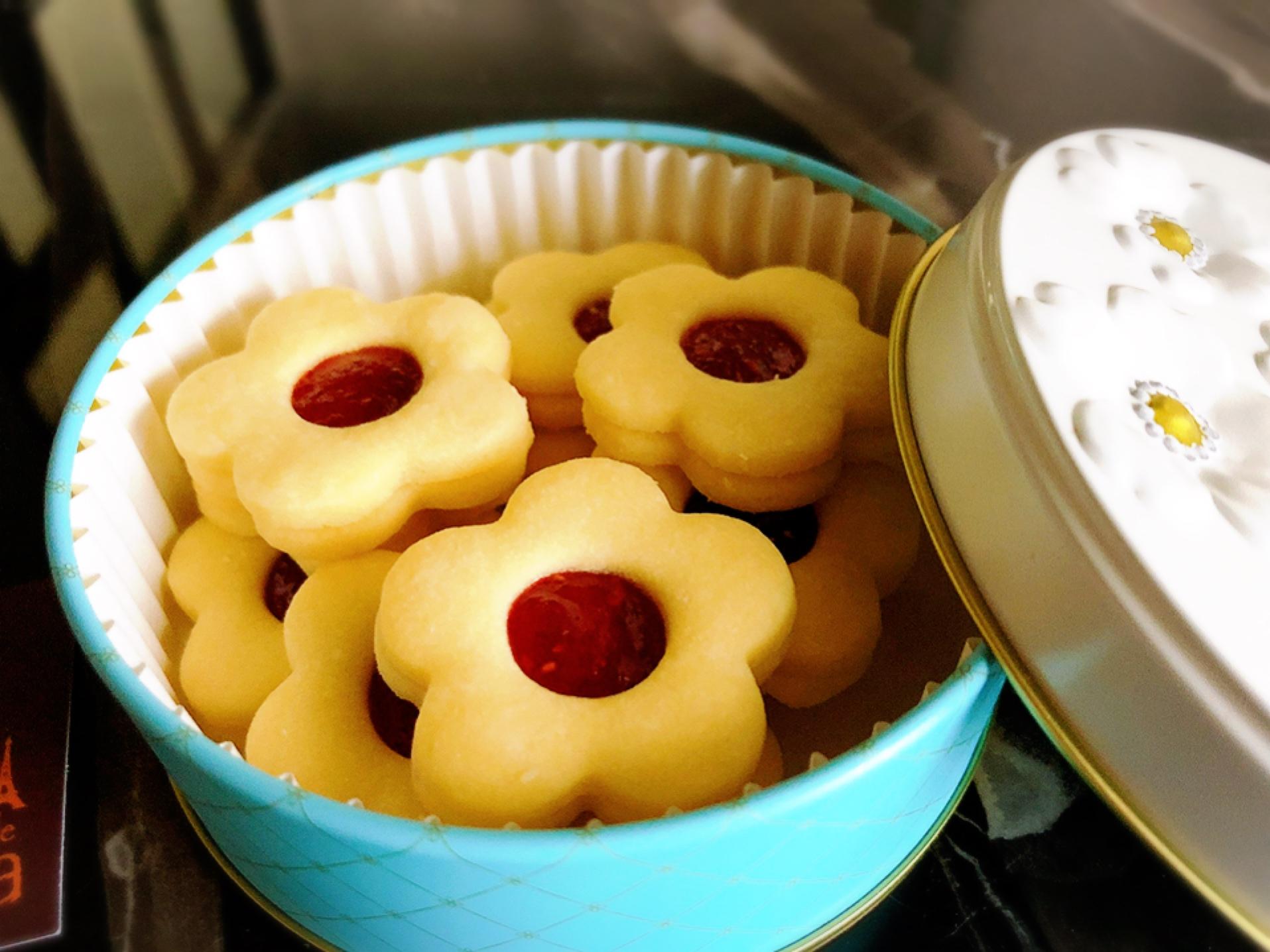 【北海道お取寄せ♡Café de Zaza】大人気1年待ち⁉︎お花のジャムクッキーが美味しい❁可愛い❁_4