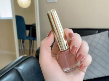 【秋ネイル】Eleganceの新色がとっても上品なブラウンです