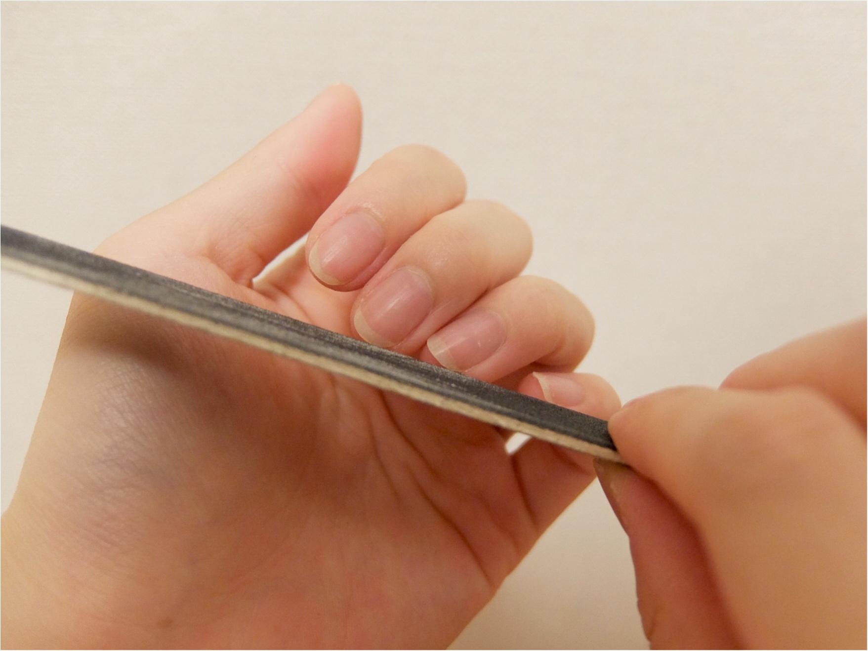 ネイル前のひと手間で指先がもっと綺麗になる!自宅でできる簡単ネイルケア方法♡_3