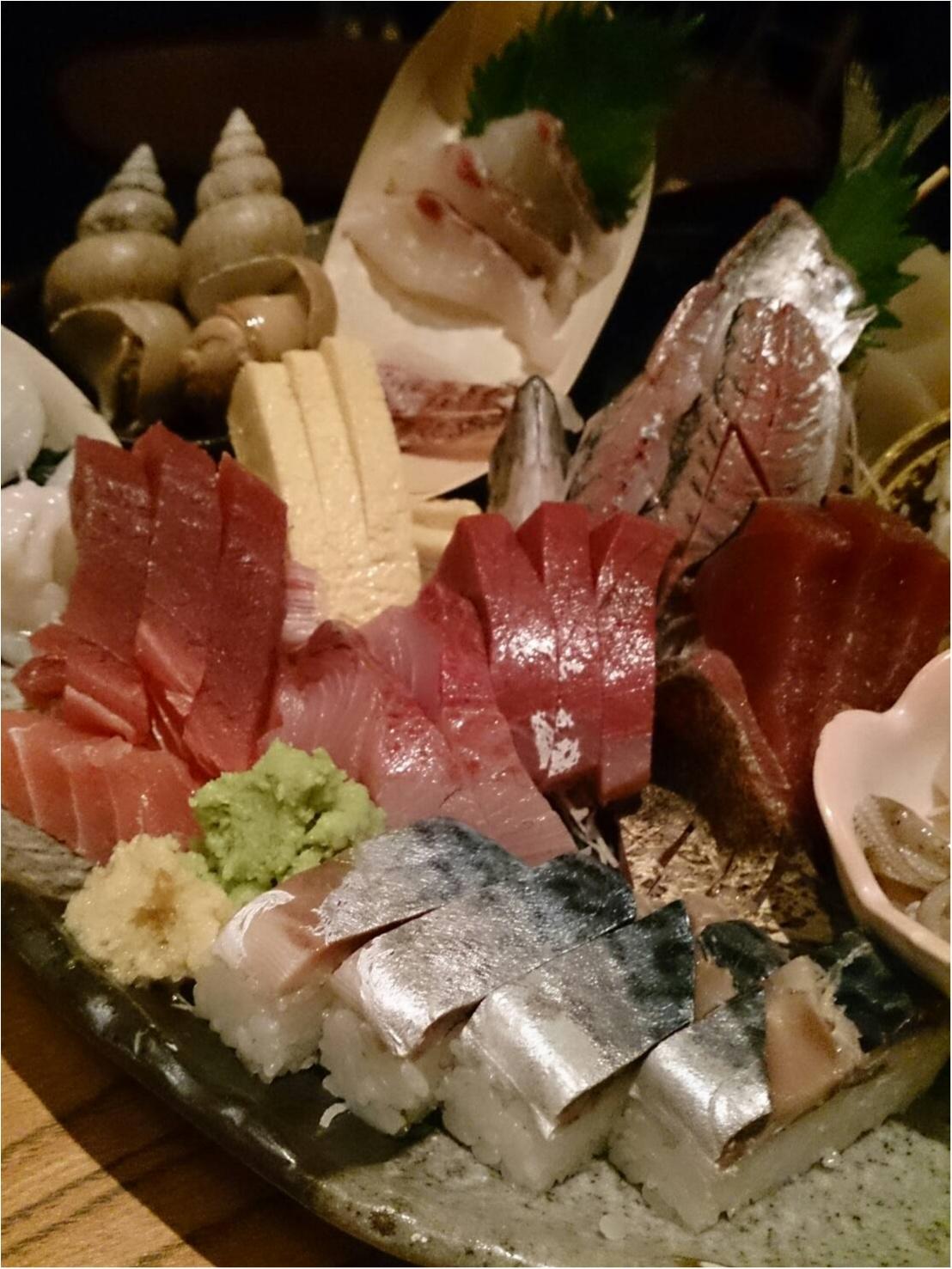【居酒屋】安い美味しい、雰囲気良し♡ 渋三魚金がコスパ良すぎ!!_2