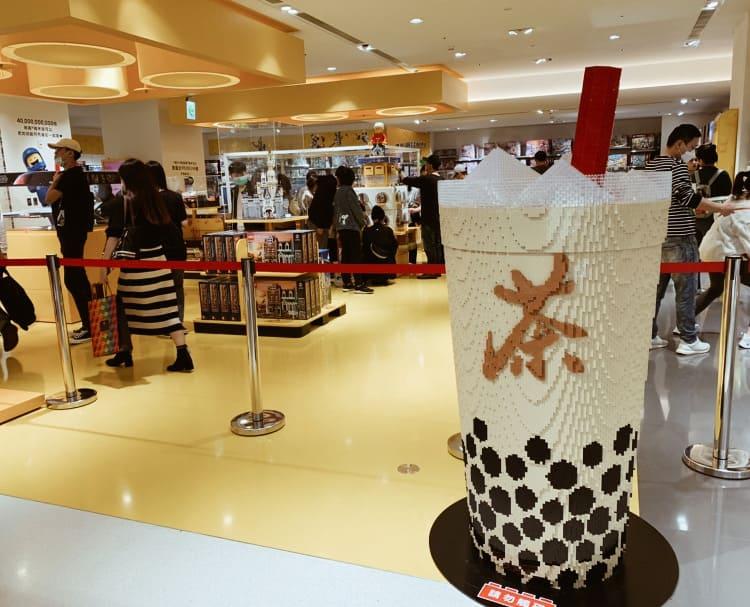 《台北》注目すべき新オープンのスポット☆ 信義エリアのショッピングモールをご紹介【 #TOKYOPANDA のおすすめ台湾情報】_4