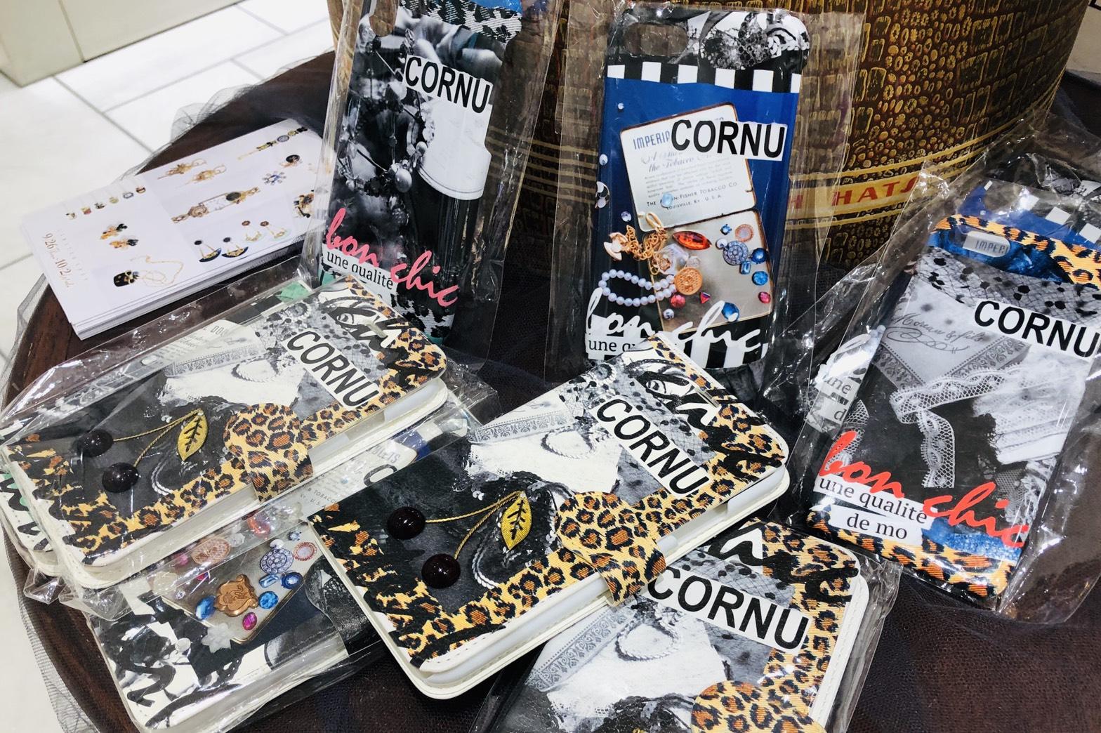 【ヒカリエ:ヴィンテージアクセ】CORNU(コルヌ)の時計もアクセも可愛すぎる!【一点物】_7