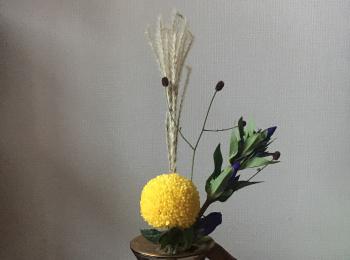 【今日の花】青山フラワーマーケットさんで見つけた《お月見ブーケ》でしっとり静かな十五夜を過ごす