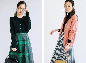 カーディガンコーデ【2020春】特集 - おしゃれにカーデを着こなすための最旬レディースファッションまとめ