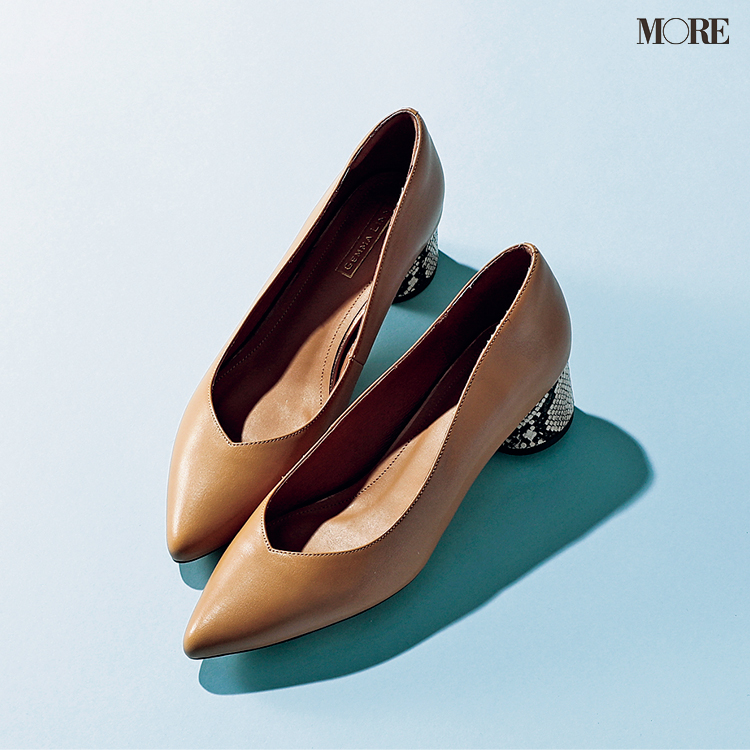 かかとが細い人におすすめなダニエラアンドジェマの靴