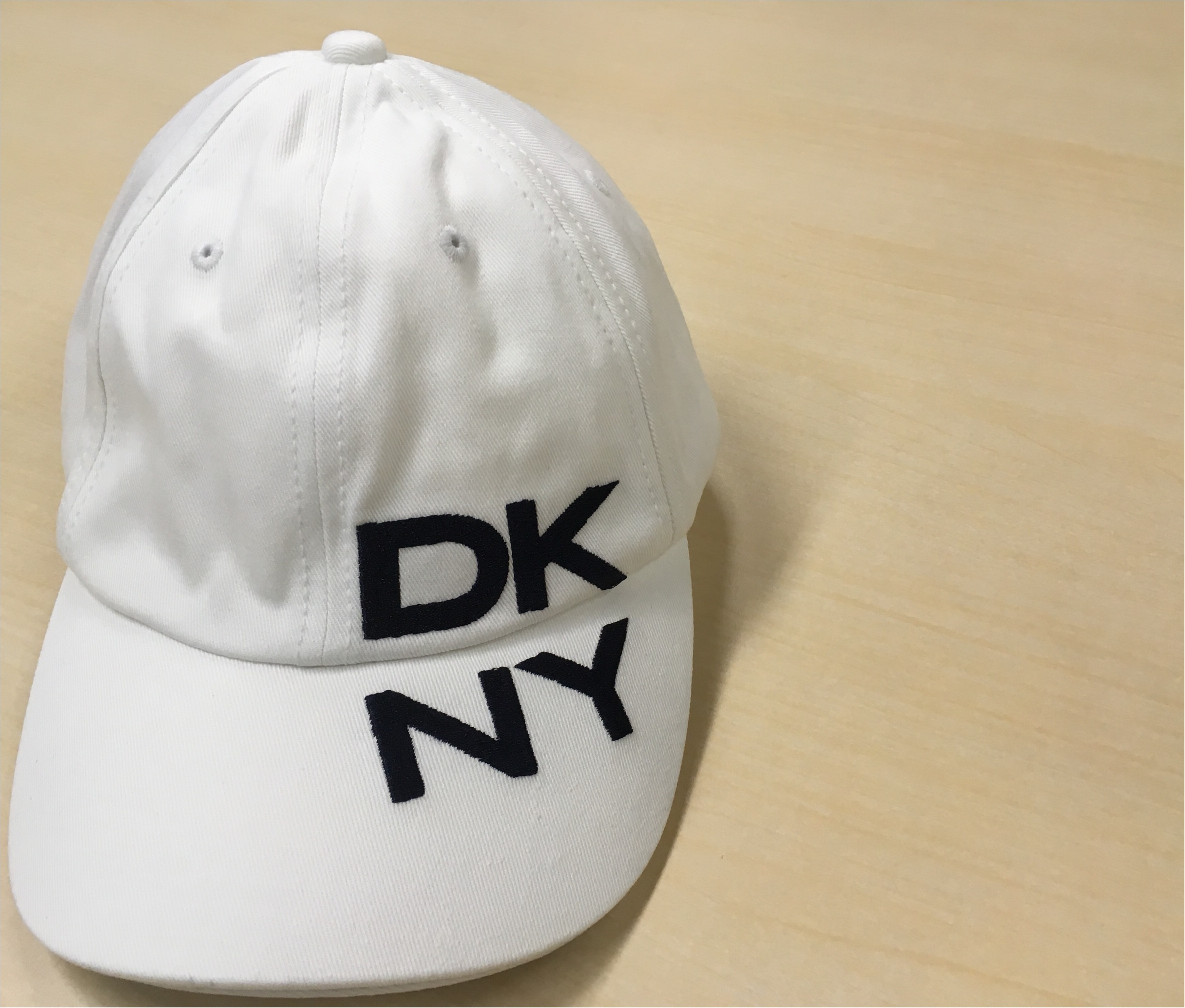 【fashion】夏に向けておしゃれキャップ。DKNY_2