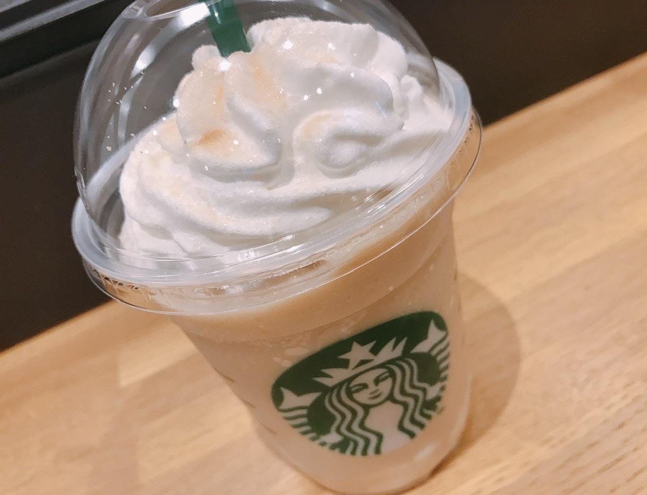 【スタバ】《ほうじ茶ドリンク》が期間限定メニュー欠品中だけ飲める幸せ♡_5