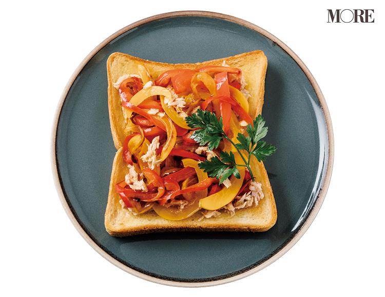 食パンのアレンジ5連発♡ 野菜メインのおいしい&おしゃれな簡単洋風レシピ【おかず食パン】_5