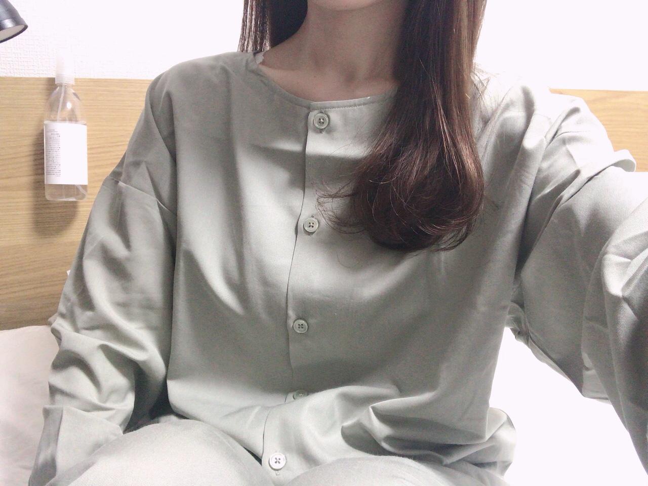 【GU】今の時期にぴったりな《おうちウェア》を990円でGET♡_3