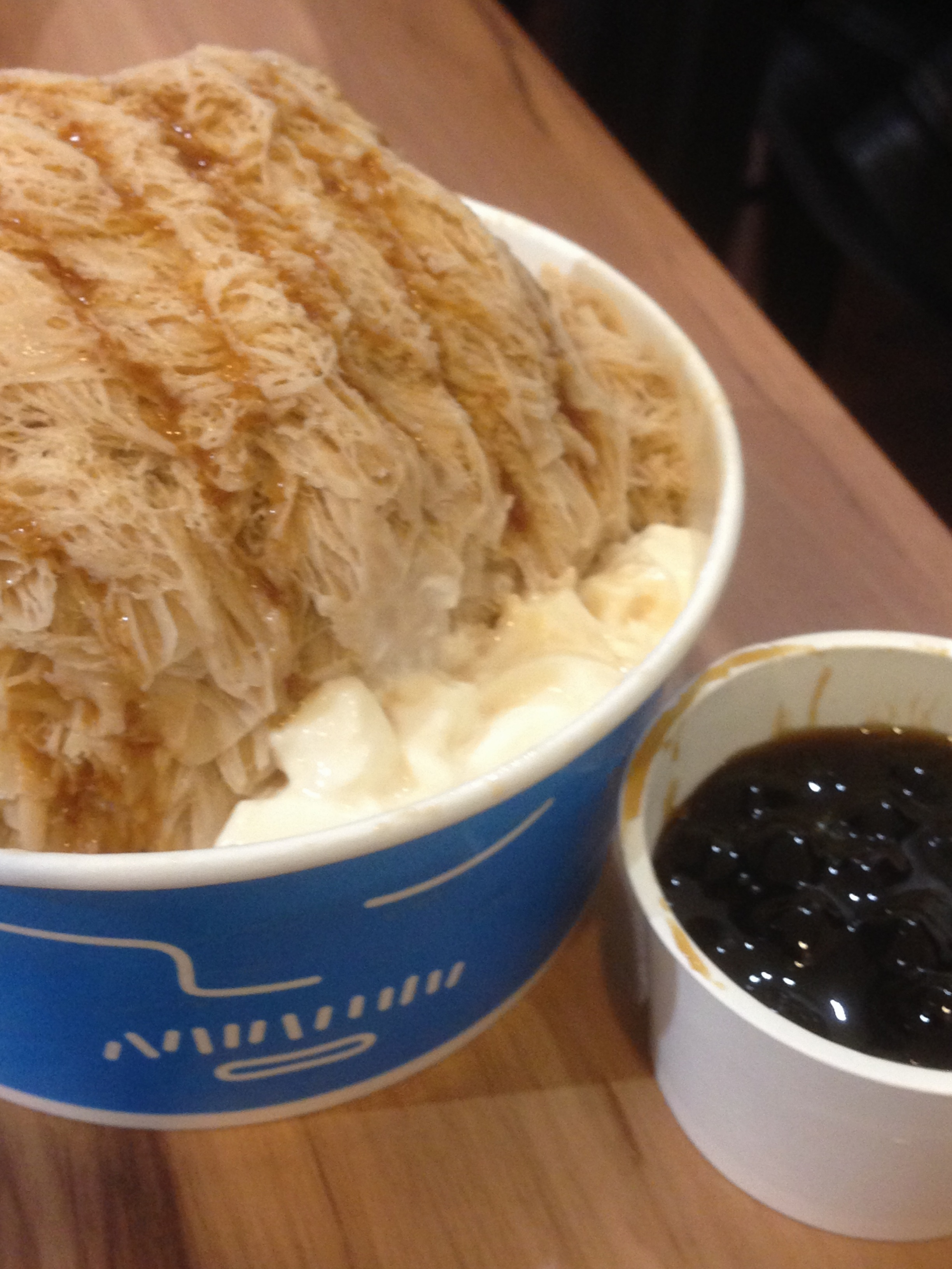 台湾で人気No.1の新食感カキ氷が今、越谷で食べられる‼️ICE MONSTER POP UP SHOP @越谷レイクタウン_3