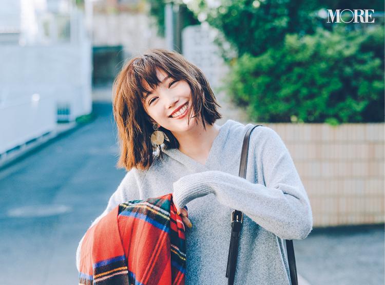 本田翼が着る秋服、愛用スキンケア&コスメetc.まとめ photoGallery_1_1