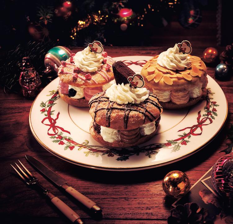 ケーキのかわりにも!? 『ミスタードーナツ』のリッチなクリスマス限定ドーナツ_1