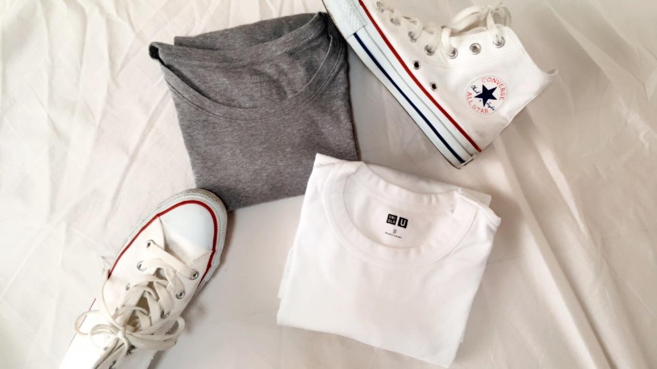 ユニクロのTシャツ特集 - UTやユニクロ ユーなど、夏の定番無地Tシャツ、限定コラボTシャツまとめ_10