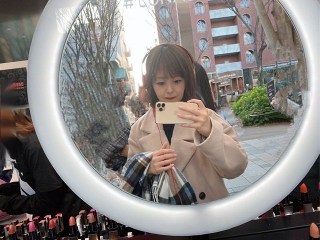 【ルナソル】スペシャルグッズ付き★春コレクションを体験できるイベント《Lip Sounds》へ♡_9