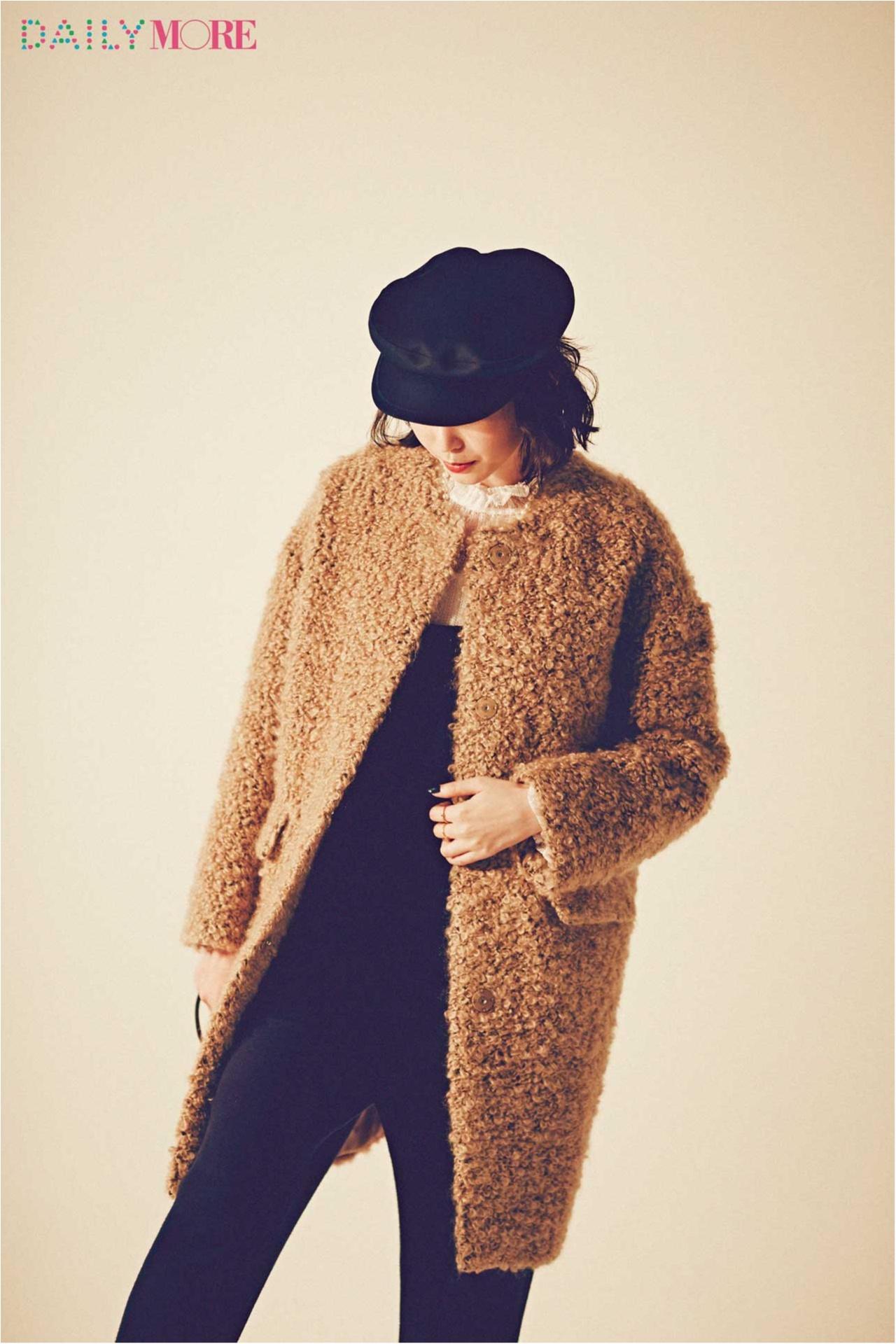 スタイリスト石上美津江さんが語る「カジュアルなコートを買えば、こんないいこと」ベスト3!_3