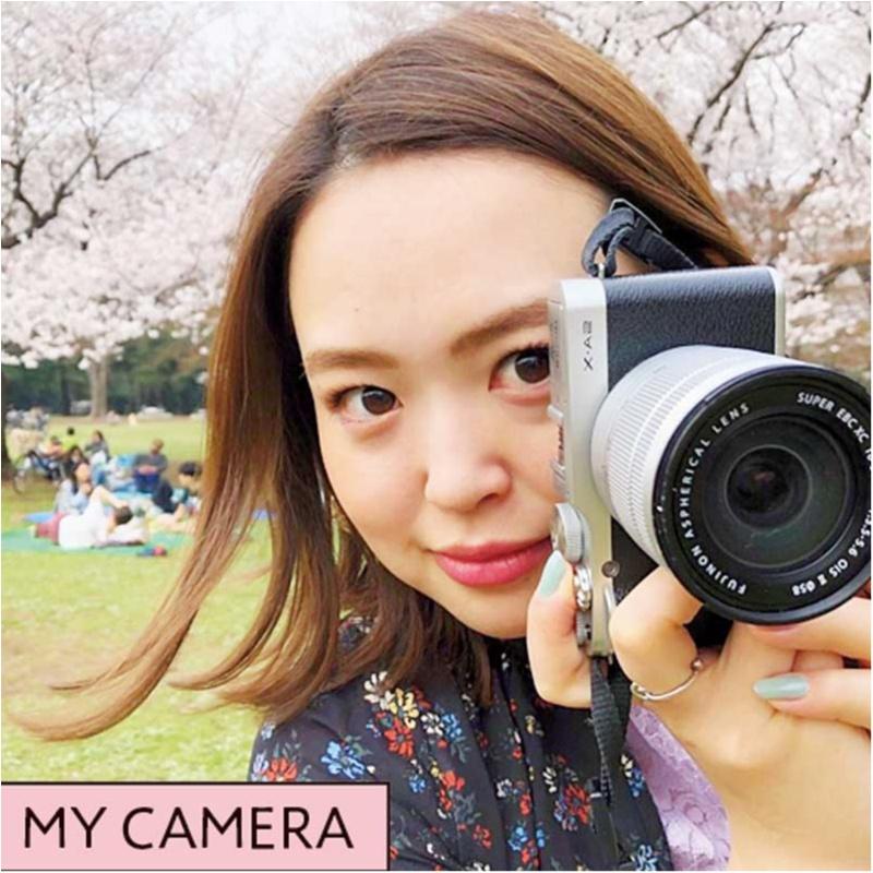 みんなの「愛用カメラ」をキャッチ★ 【モアハピ部のLIFE HACK! SNAP!】_1