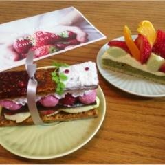 【京都】大人気いちご専門店♡『メゾンドフルージュ』予約必須なインスタ映え《ミルフィーユ》など紹介します♡