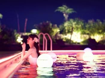 【夏休み2021】大阪のおしゃれなナイトプールが楽しめるホテル
