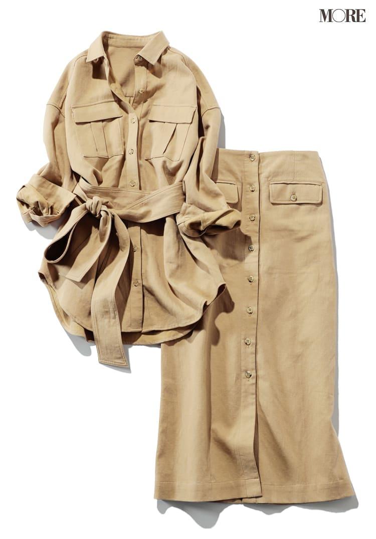 レディースセットアップ《2020》特集 - 人気ブランドのおすすめジャケット&パンツ・スカートのコーディネートまとめ_28