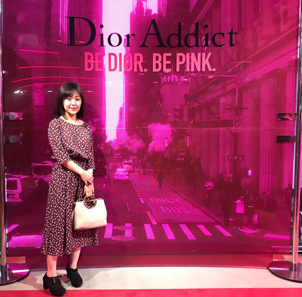【Dior】まるでニューヨーク!会場はなんと「hotel koé」新リップ発売記念イベントへ♡_12