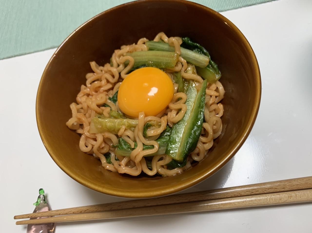 【激辛好きさん集まれ!!】暑い日には!!爆裂辛麺!!!_2