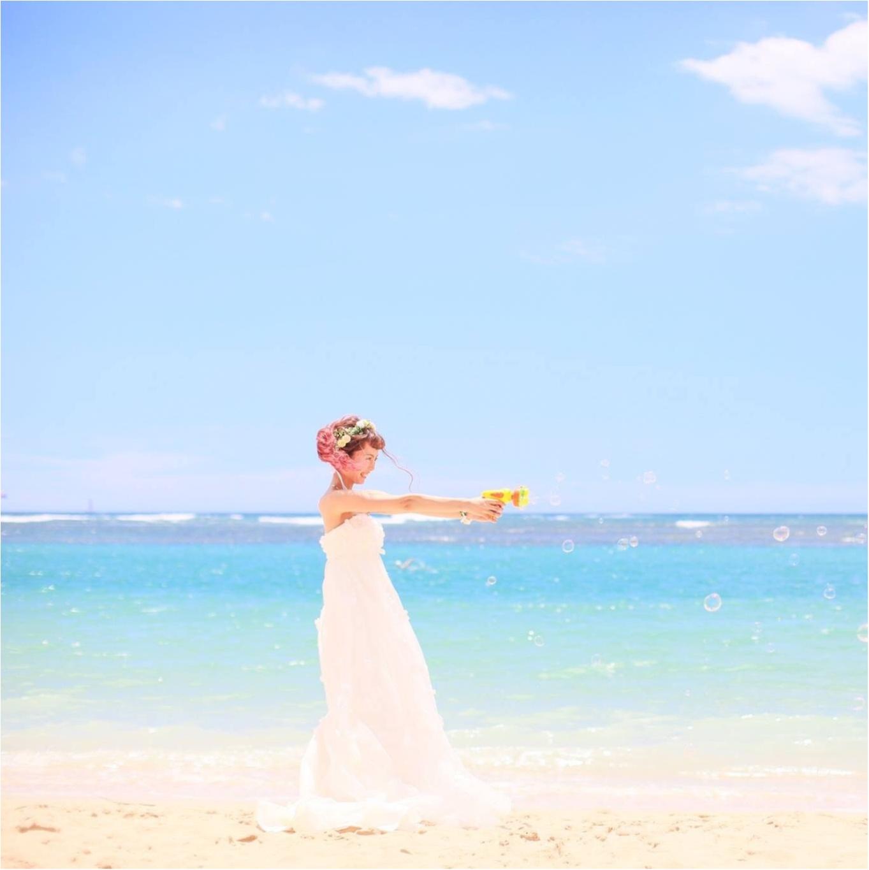 【プレ花嫁さん必見】ハワイでウェディングフォト撮影-ビーチ撮影・ハンドメイドの小物たち-_12