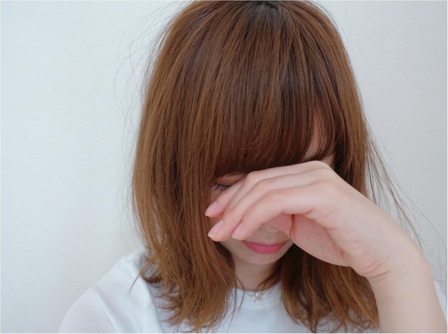★夏に向けて【原宿 k.e.y 】でヘアチェンジ!そして前髪伸ばし中!!_2