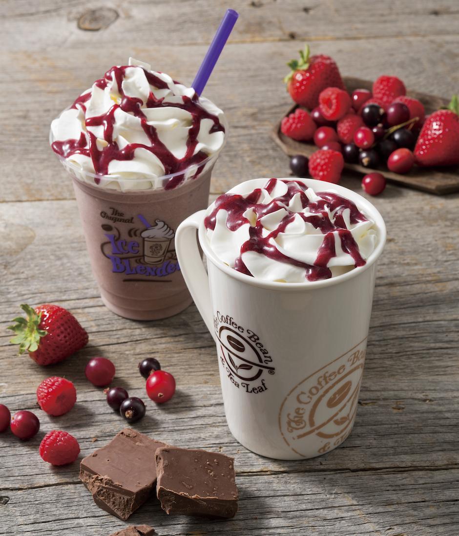チョコレートもおいしい季節♡ 『コーヒービーン&ティーリーフ』のドリンクが飲みたい!_1