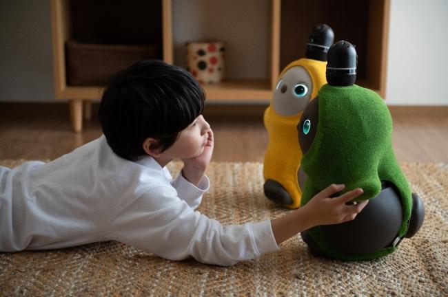 癒し ロボット
