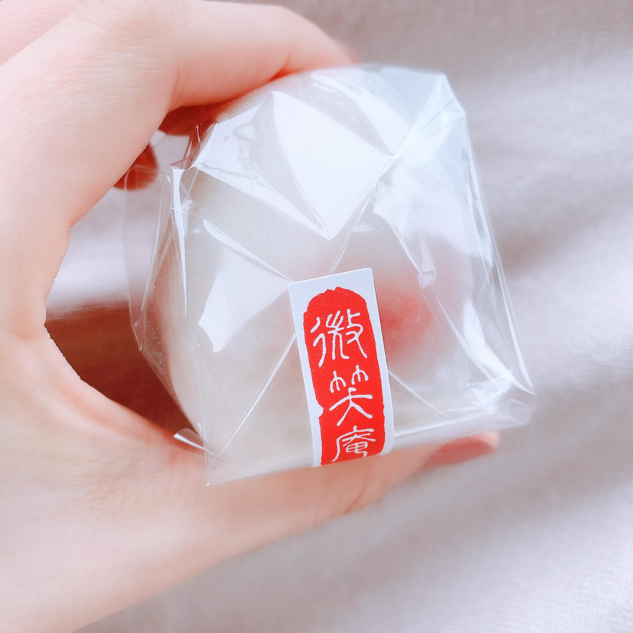 【群馬】季節限定!大粒高糖度極上品のやよいひめを使った苺大福「微笑庵」ちごもちが美味しすぎる!?_3