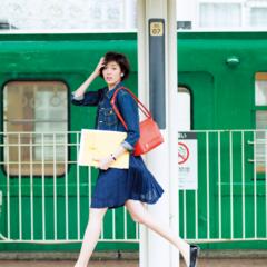 【今日のコーデ】プリーツスカート&バレエフラットで外回りコーデの女っぷりを上げる♡