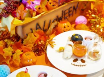 Premiumインフルエンサーズのインスタ拝見! 折田楓さんは、「神戸ポートピアホテル」のハロウィンスイーツオーダーブッフェをおすすめ♡