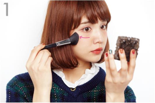 すっきり愛され顔になる秘密はコレ!村田倫子ちゃんの「小顔テク」を大公開【前編】_2