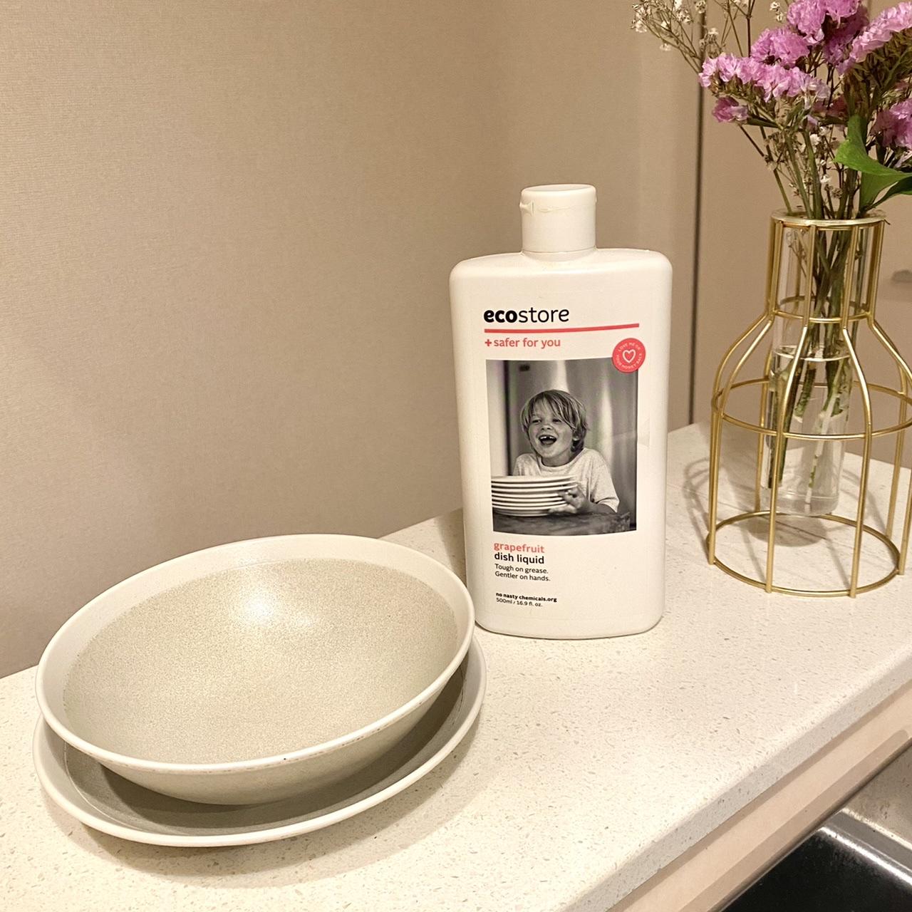 【わたしのサステナブルライフ】地球にもお肌にも優しいecostoreの食器用洗剤❤︎_1