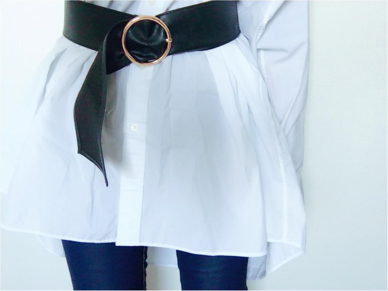 【UNIQLO】これ1枚でこなれ感❤️ユニクロで《今買うべき1着》はマルチに使えるコレ!!_6