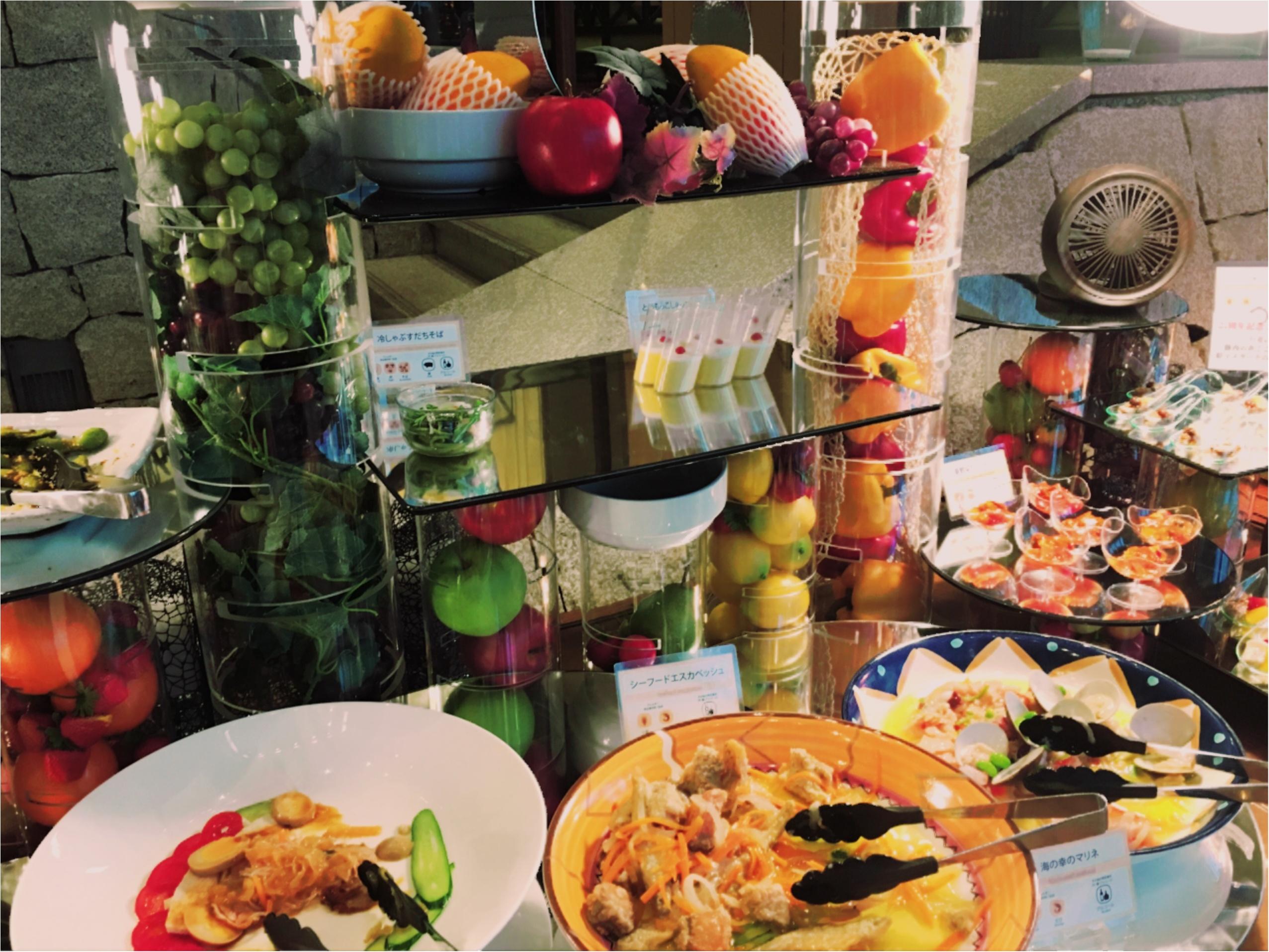 【DINNER】いまお得なディナーはココ!第一ホテル東京シーフォートへ行ってきました☆_4
