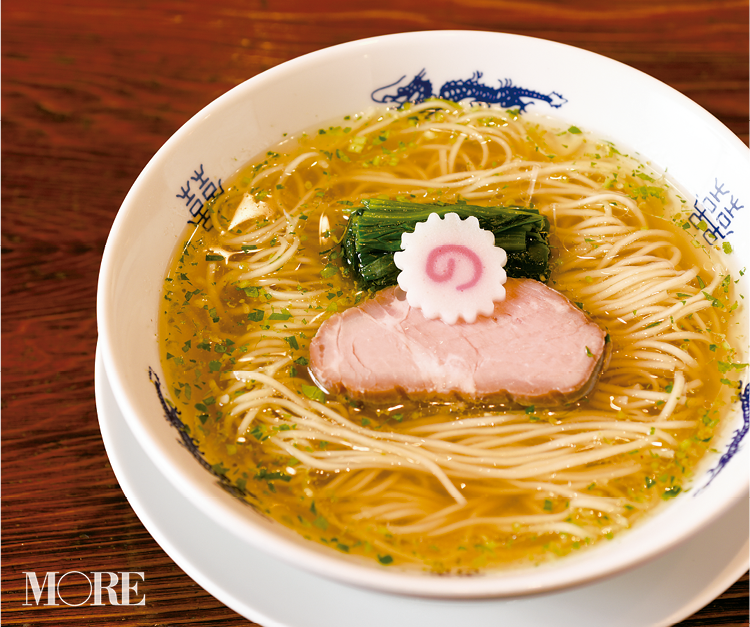 梅澤愛優香さん、高柳明音さんもぞっこん♡ スープ飲み干しちゃう系美女の通いメン6選!_5