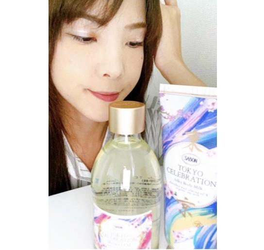 【SABON新作!】パッケージに香りに癒されるTOKYO CELEBRATION_3