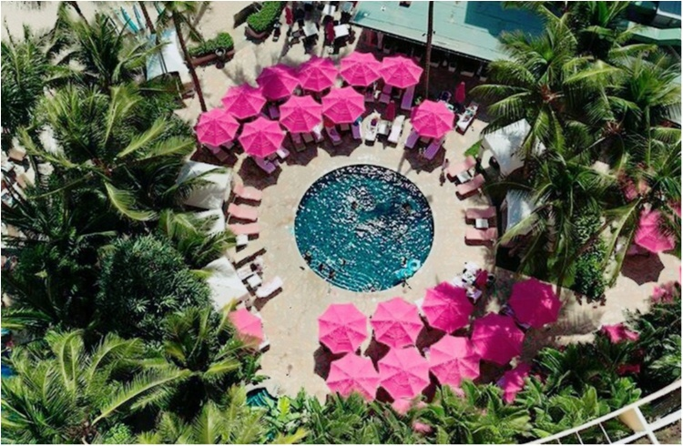 【TRIP】憧れのピンクパレス♡ロイヤルハワイアンのプールがフォトジェニックすぎる♡_8
