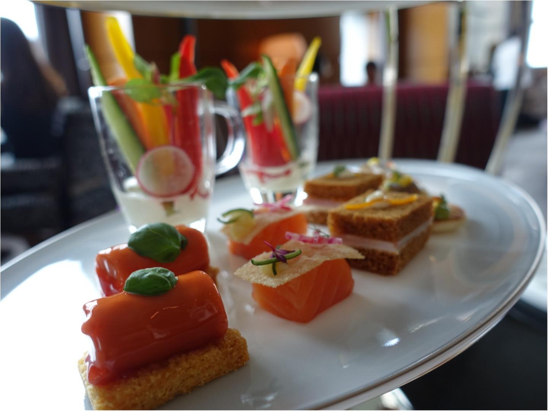 《ザ・リッツ・カールトン東京》素敵ホテルでお洒落なデザート❤︎プレゼントには最高で豪華なこれがいいと思いました!_6