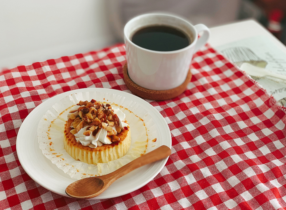 【コンビニスイーツLAWSON編】巷で大人気のバスクチーズケーキが自宅で食べられる♡_2