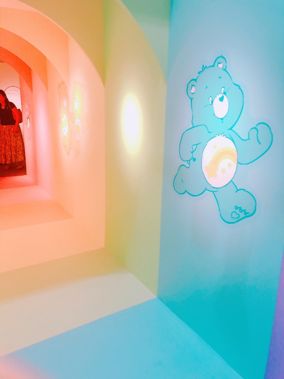 【松屋銀座特別イベント】ちびまる子ちゃん展とケアベア展に行ってきました(^^)_5