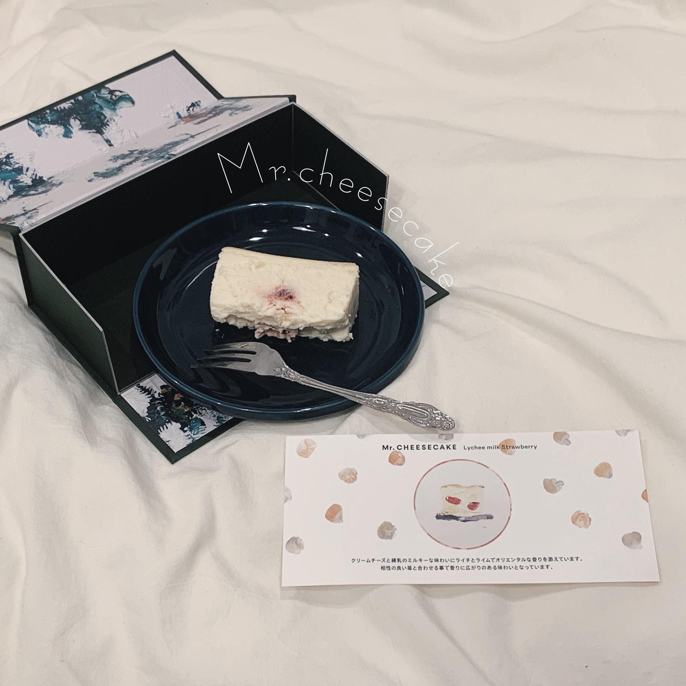 この世のスイーツ好き全てに捧げたい人生最高のチーズケーキ♡_4